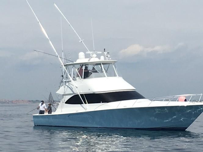 Taylor jean 50 39 viking for Manasquan inlet fishing